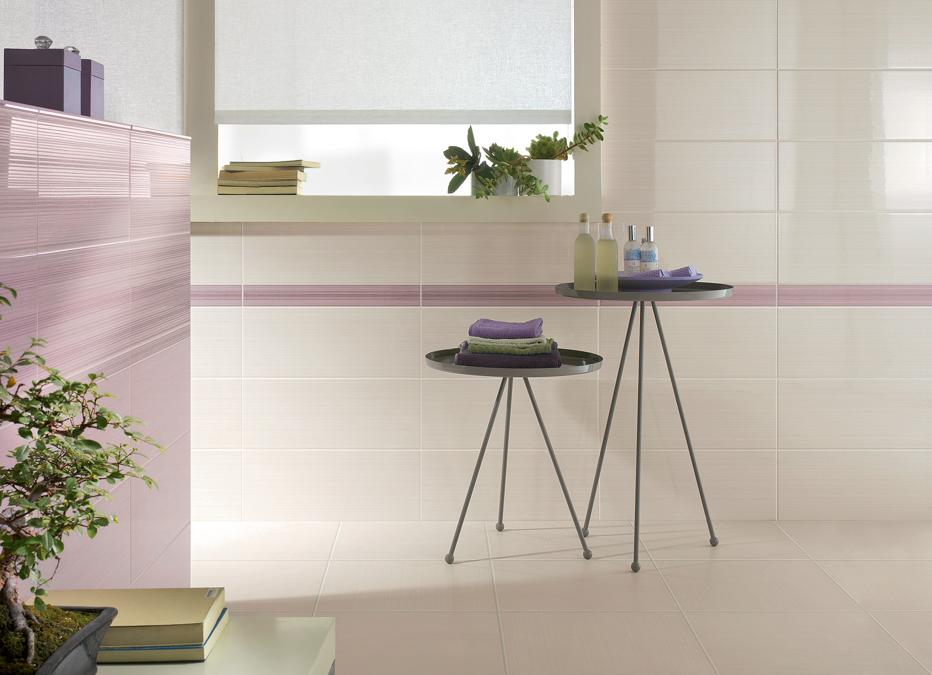 Ceramiche gardenia orchidea: ceramic tiles floor and wall coverings